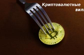 Криптовалютные вилки